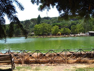 The Boating Lake