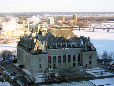 Cormier's Folly - the Supreme Court of Canada