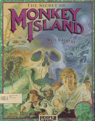 Monkey Island taught me everything I know   | Confessions of a