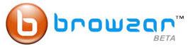 Browzar Beta logo