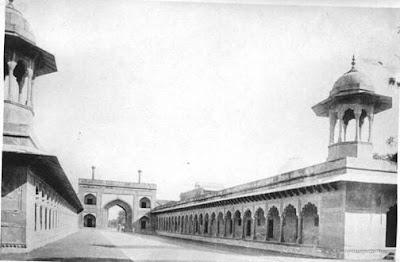 Vedic style corridors