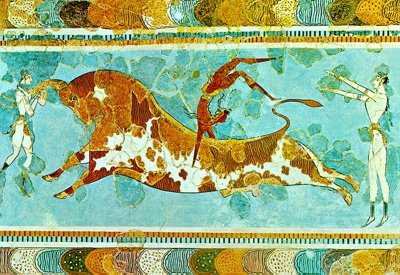fall of the minoans 9 Most Amazing Overlooked Mysteries in History
