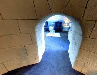 Habitación tipo iglú