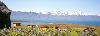Cabañas en Islandia