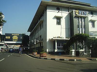 Gedung PLN Jabar