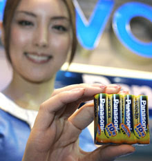Evolta battery cell