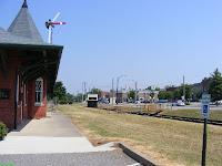 Belton Depot