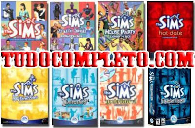 The Sims 8 in 1 (PC)+Tradução Completo Download