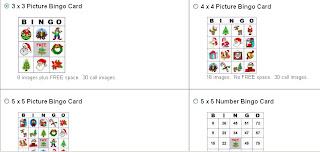 bingo card creator step 1