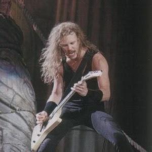 Men With Long Hair 4 James Hetfield Metallica