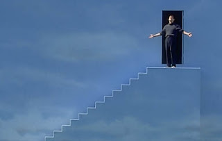 "Jim Carey in ""The Truman show"""