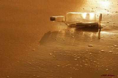 Message In A Bottle - Empty