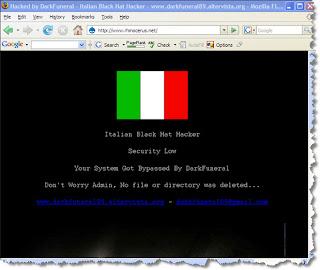 Rhinocerus.net hacked