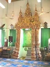 Mimbar Masjid di Thailand hari ini.