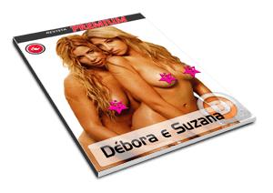Debora e Suzana Pittelli + Making Of - 7 Mb