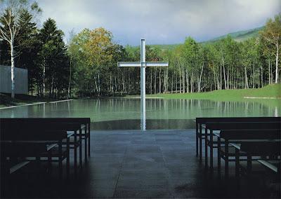 Iglesia sobre el Agua, Hokkaido