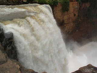 Gokak falls another view