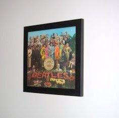 Album Cover: The Beatles - Sgt Pepper