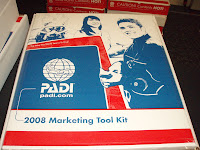 PADI marketing kit