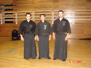 Iaido y Kendo en Bilbao (2/3)