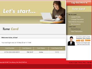 How to Reload Money Online on Tune Money.com
