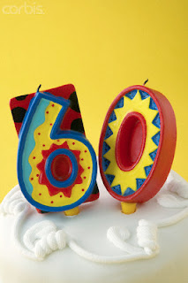 Israel Turns Sixty Birthday Cake
