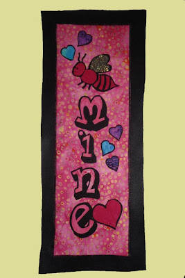 Valentine Love Scroll