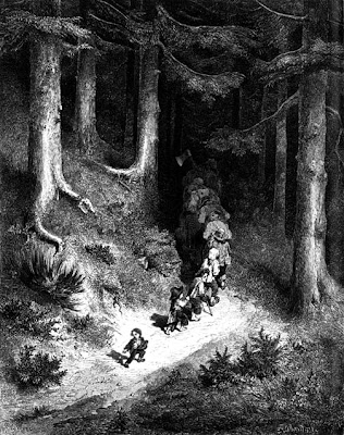 Pulgarcito de Charles Perrault, un cuento violento del siglo XVII (5/6)
