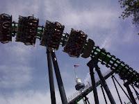 BORG Assimilator - Paramounts Carowinds - Flying Coasters
