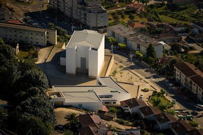 siza vieira - Igreja de Santa Maria Marco de Canaveses