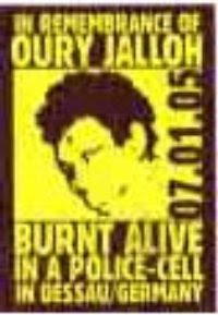 September 8, 2005 the police commanded him to lie on the pavement, even though they could see the burned flesh hanging from his body they tasered him repeatedly. And then, they shot him to death. Rather than calling for medical help.