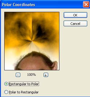 membuat efek bayangan di atas air image 3