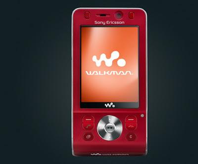 Sony Ericsson Walkman Phone w910