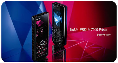 Nokia Prism (7500 Prism and 7900 Prism)