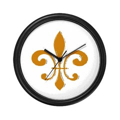 The Fleur De Lis as The Symbol of New Orleans (2/6)