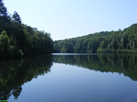 Lake Oolenoy Table Rock State park photo