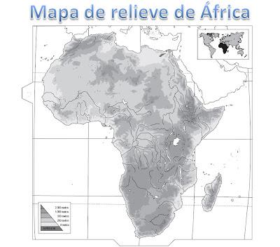 Geografia África | Todos no somos mamiferos