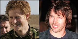 Prince Harry & James Blunt
