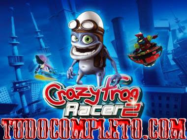 Crazy Frog Racer 2 (Pc) Rip 83MB Download