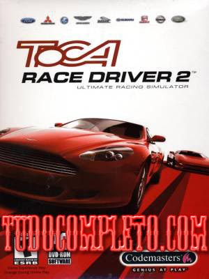 Toca Race Driver 2(PC) RIP