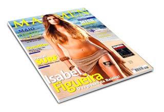Revista Maxmen - Maio 2008