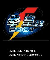 KOF 2001