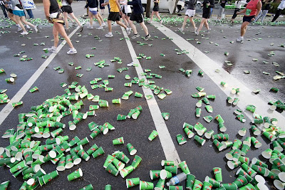 These are actually from 'Flying Pig Marathon in Cincinnati'