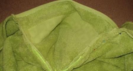 hooded towel tutorial 7