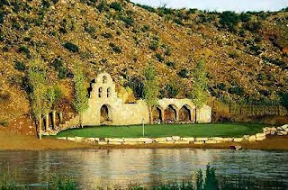 Lajitas - The Ultimate Hideout ... this is a 25,000-acre resort isolated in western Texas, some 300 miles from El Paso along the banks of the Rio Grande
