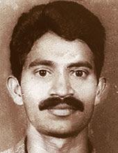 Sande Rajamouli maoist leader