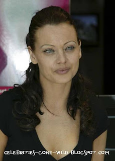 Seriously McmIllan she so ghetto angelina jolie look a like