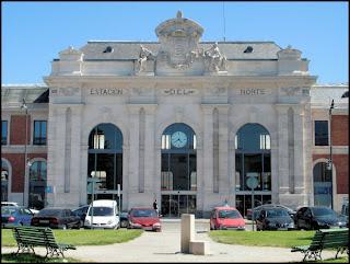 La estación de Valladolid-Campo Grande