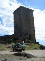 Torre de Vigia, em Penamacor