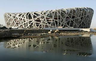 Olympic monstrosity the Stadium not the games?